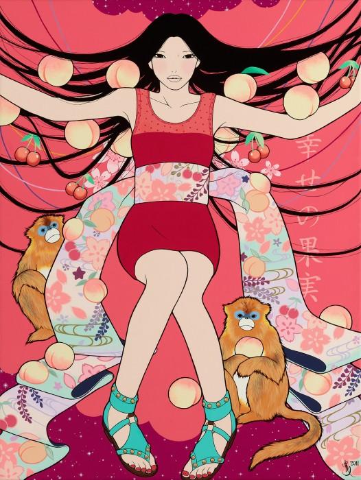 幸せの果実/SHIAWASE NO KAJITSU (FruitOfHappiness)