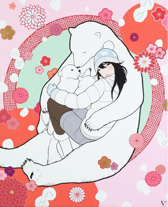 ハグハグハグハグ/HAGU HAGU HAGU HAGU (Hug Hug Hug Hug)