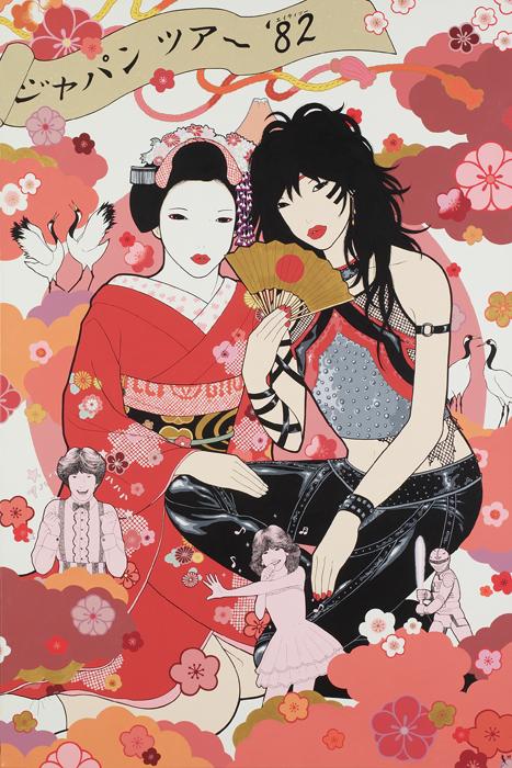 ジャパンツアー'82/JAPAN TSUAA EITII TSUU (Japan Tour '82)