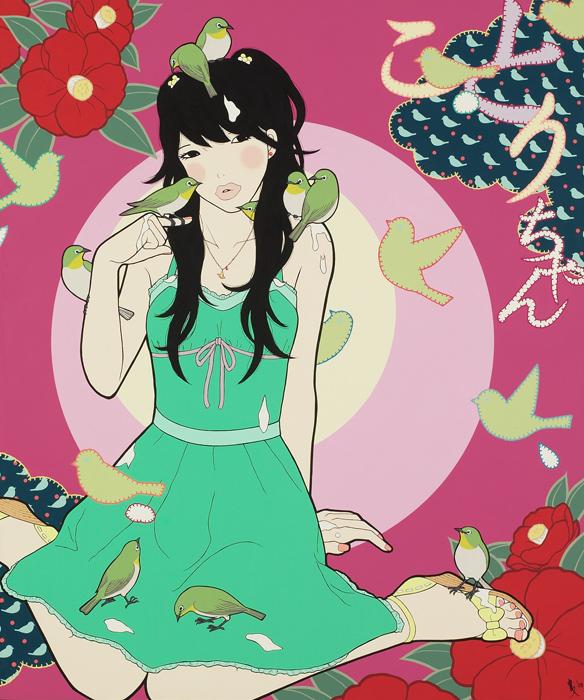 ことりちゃん/KOTORI CHAN (Little Birdie)