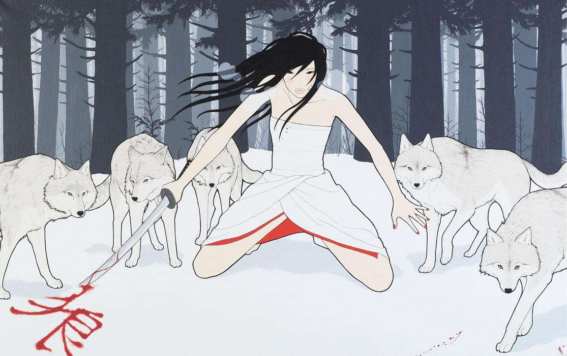 狼/OOKAMI (Wolf)