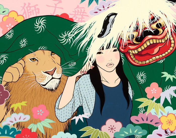 獅子舞/SHISHIMAI (Lion Dance)