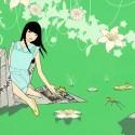 紙の鶴/KAMI NO TSURU (Paper Crane)