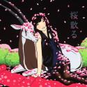 桜散る/SAKURA CHIRU (Cherry Blossoms Fall)